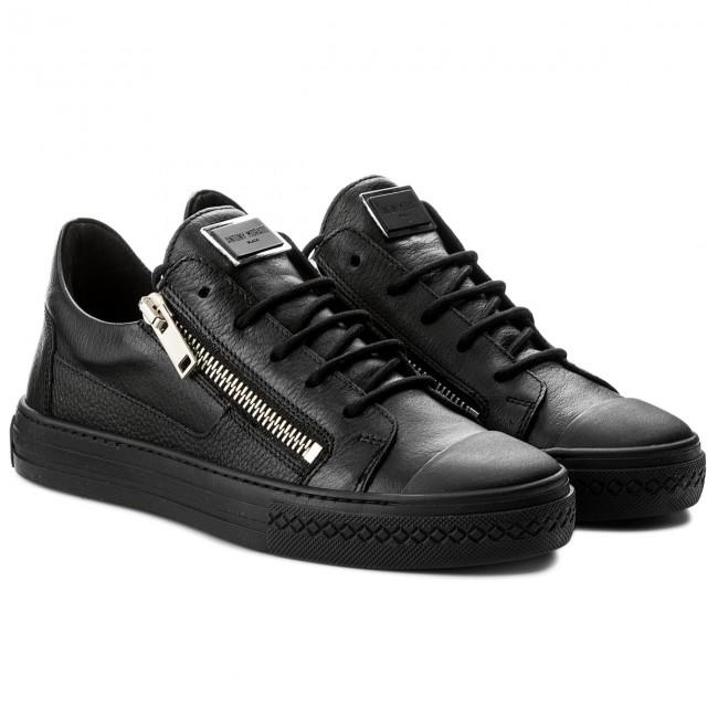 Sneakers ANTONY MORATO - MMFW00911 LE300002 Black 9000 - Sneakers - Scarpe  basse - Uomo - www.escarpe.it da8bf00f76b