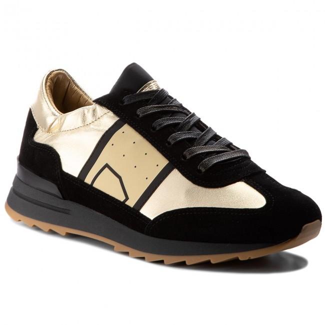 scarpe da ginnastica PHILIPPE MODEL - Toujours PSLD M002 Metal Or Sable - scarpe da ginnastica - Scarpe basse - Donna | Ottima qualità  | Gentiluomo/Signora Scarpa