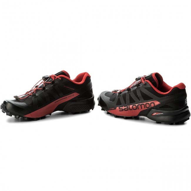 Blackbarbados Cherry Scarpe 2 398429 Speedcross Pro Salomon G0 28 w0PxAFw 839996f5eed