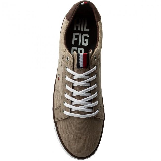 Long Lace Fm0fm01536 Tommy Scarpe Sportive Hilfiger Iconic Sneaker 1JcTl3FK