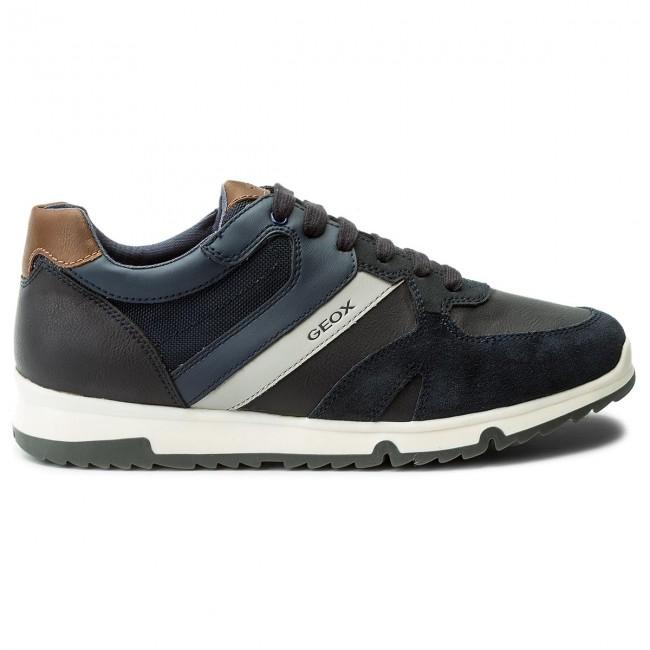 Sneakers GEOX U Wilmer B U823XB 0ME22 C4002 Navy