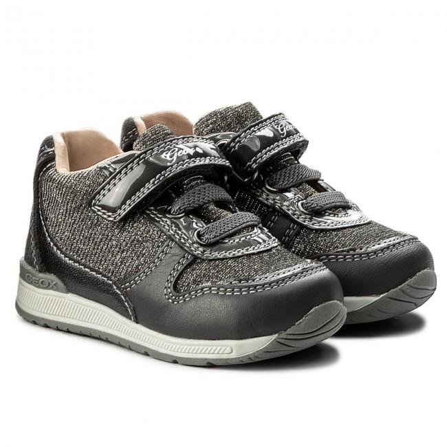 Sneakers GEOX B Rishon G. A B740LA 0EW85 C1357 Gun