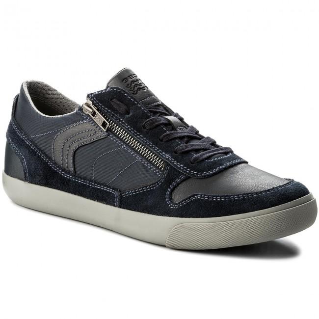 Sneakers GEOX - U Box C U82R3C 022ME C4064 Navy - Sneakers - Scarpe ... c4597d8b7ec
