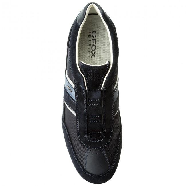 Sneakers GEOX U Wells A U82T5A 02211 C4002 Navy