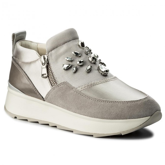 86e419846e C1010 Lt Grey D745ta D A Geox Gendry Sneakers 01222 A0ZYqA