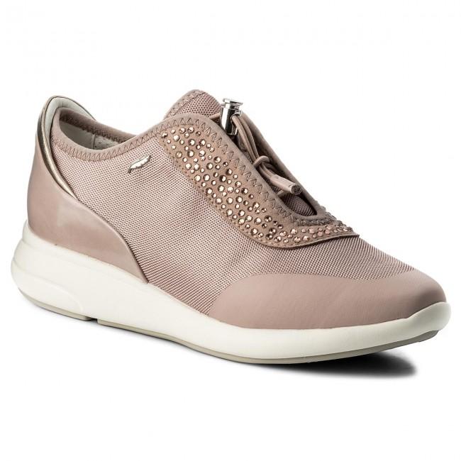Sneakers GEOX - D Ophira E D621CE 01454 C8056 Antique Rose ... d09b7d238bf