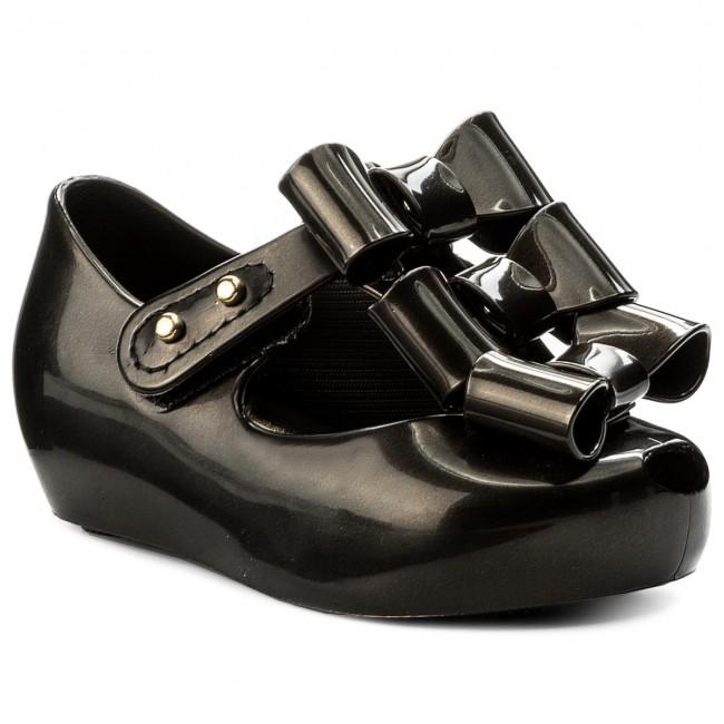 Scarpe basse MELISSA - Mini Melissa Ultragirl Triple 32335 Black ... aa46470d38d