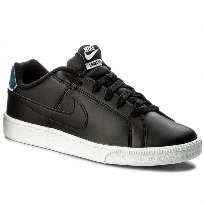 Scarpe Metallic NIKE Wmns Nike Court Royale 749867 003 Nero Metallic Scarpe   087f7c