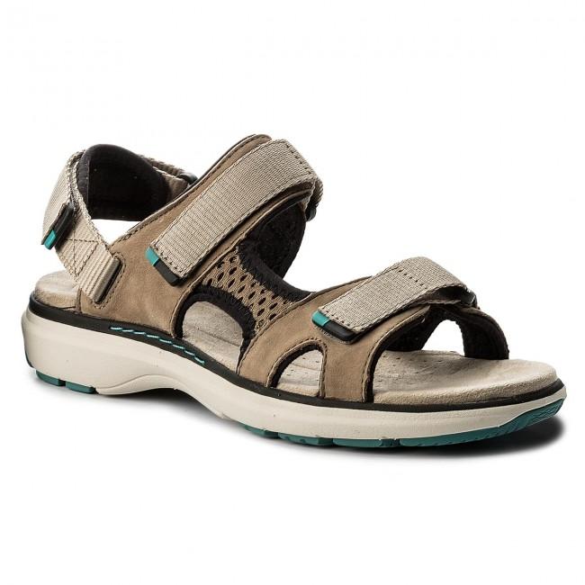 Sandali CLARKS - Un Roam Step 261339334  Sand Nubuck  - Sandali da giorno - Sandali - Ciabatte e sandali - Donna | Acquisti  | Uomo/Donna Scarpa