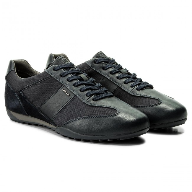 Sneakers GEOX U Wells A U74T5A 08511 C4002 Navy