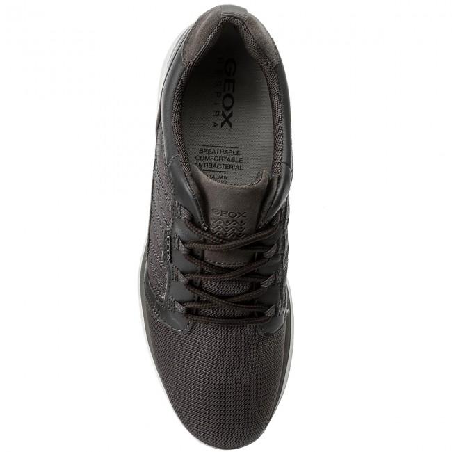 Sneakers GEOX U Damian A U720HA 01485 C9004 Anthracite