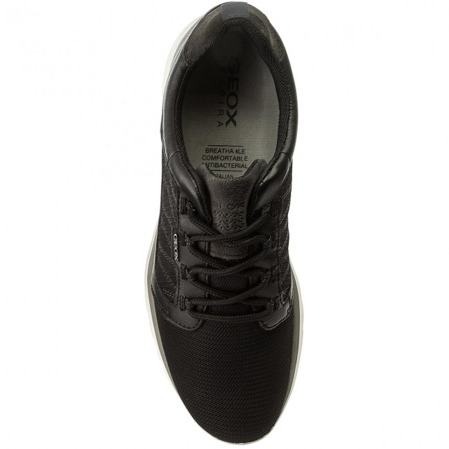 Sneakers A C9999 Damian U720ha 01485 Black U Geox c35Lq4jRA