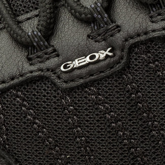 Damian C9999 Sneakers A U U720ha Black Geox 01485 7Yg6ybf