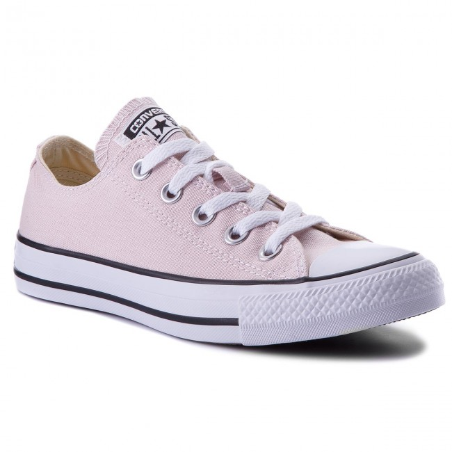 Converse Ctas Ox Sneaker Donna 159621C BARELY ROSE