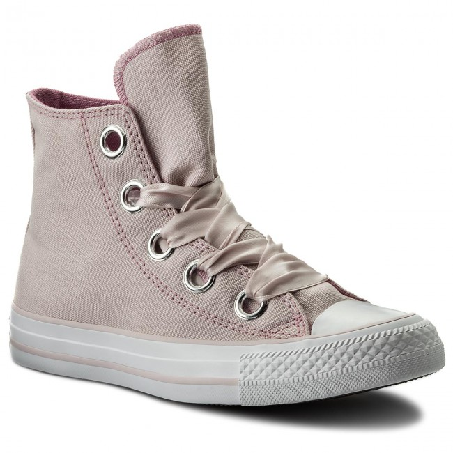 Converse Chucks Rosa 559917c CT ALL STAR BIG Eyelets Hi Barely Rose tg. 38