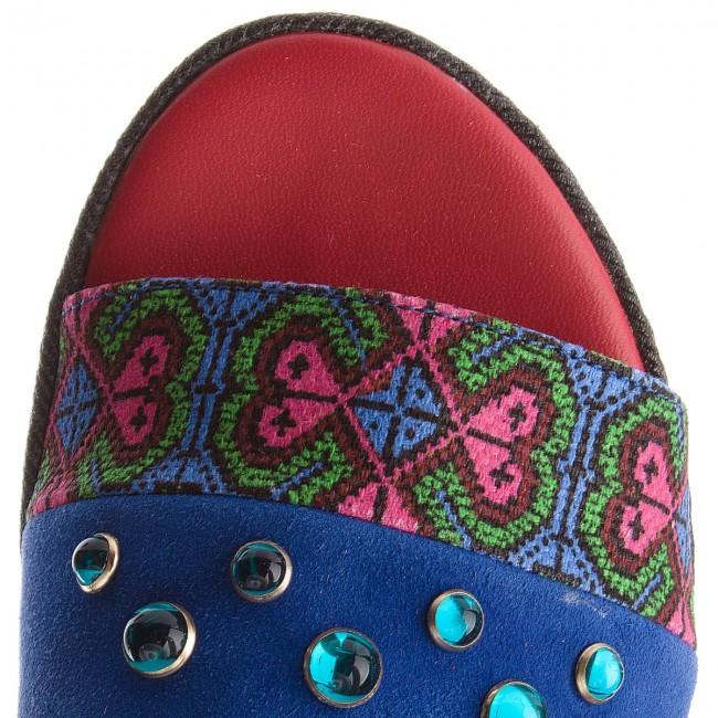 Ciabatte GEOX - D Kolleen H D825SH 021AW C4011 Royal Royal Royal - Ciabatte da giorno - Ciabatte - Ciabatte e sandali - Donna | Design professionale  | Sig/Sig Ra Scarpa  98773c