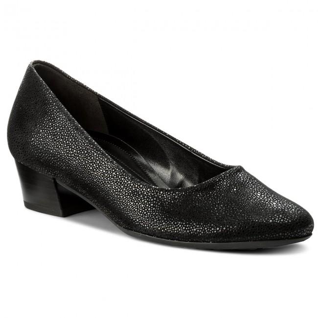 Scarpe basse GABOR - 72.200.27 nero - Con tacco - Scarpe basse - Donna | Eccezionale  | Uomo/Donne Scarpa