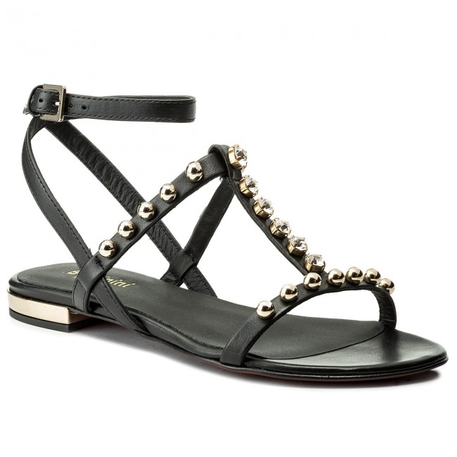 Sandali BALDININI - 899708XGARO000000RCX Nero - Sandali da giorno - Sandali - Ciabatte e sandali - Donna | Consegna veloce  | Uomini/Donna Scarpa