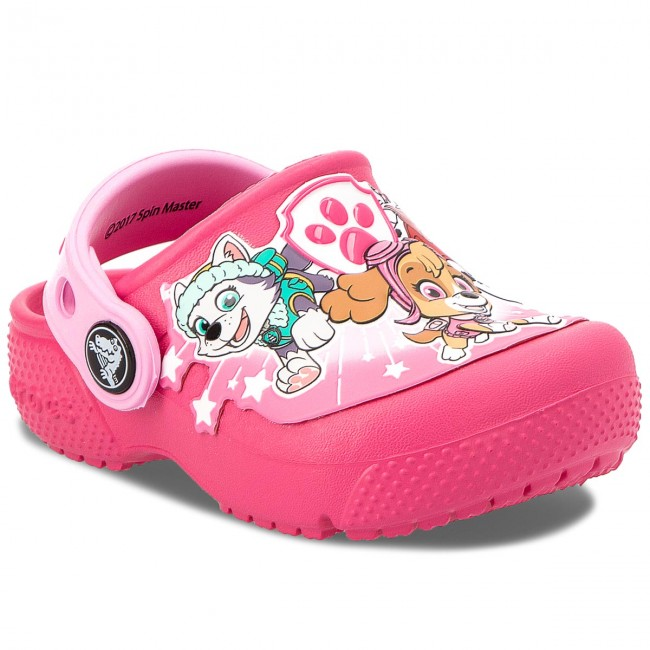 Crocs Funlab Ciabatte Clogs Vibrant Pink G 205204 Ps Patrol Paw T13uclFKJ
