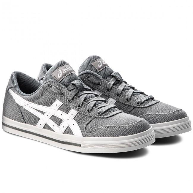 Sneakers ASICS Aaron HN528 Stone GreyWhite 1101