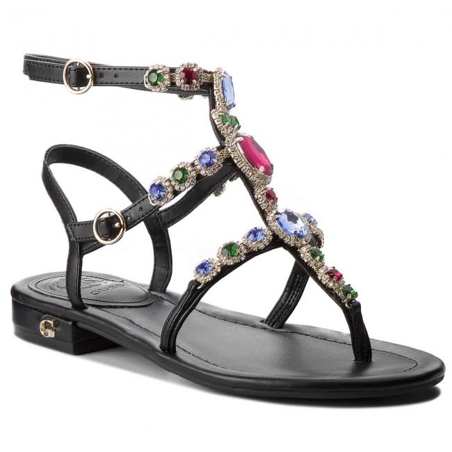 Sandali GUESS - Filpina2 FLFI22 LEA21 nero - Sandali da giorno - Sandali - Ciabatte e sandali - Donna | Grande Vendita Di Liquidazione  | Scolaro/Signora Scarpa