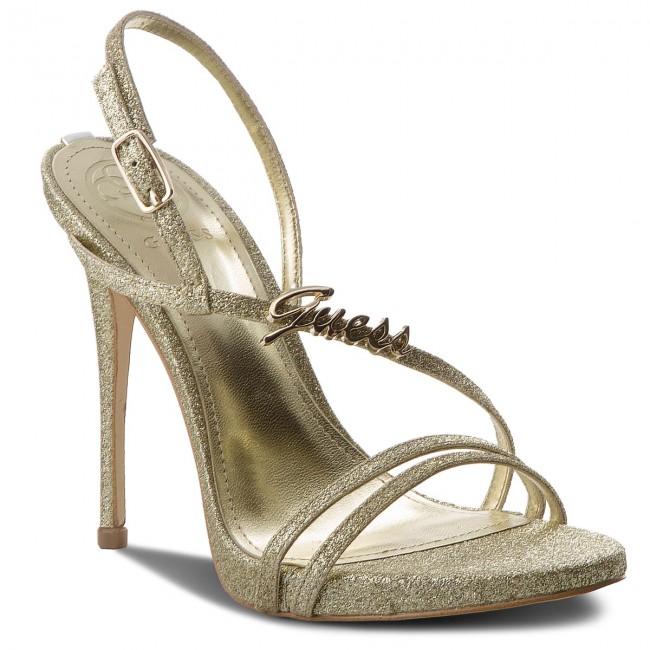 Fam03 Tildae Fltld2 Guess Eleganti Sandali Gold Cq0AAF