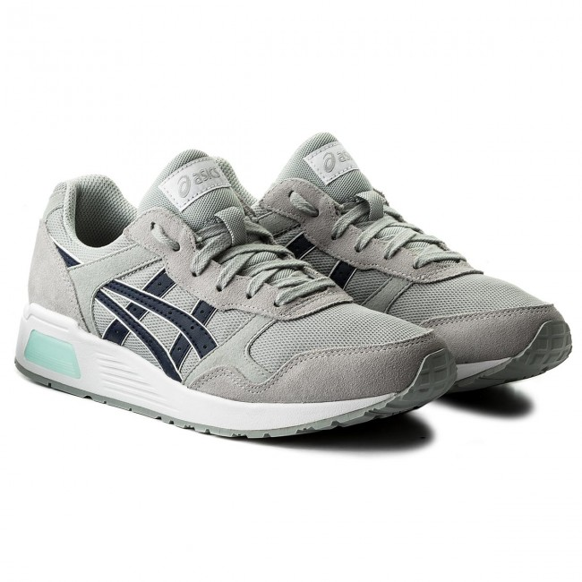 Sneakers ASICS Lyte Trainer H8K2L Mid Grey Peacoat 9658