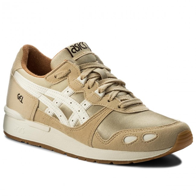 scarpe da ginnastica ASICS - TIGER Gel-Lyte Gs C8A0N Marzipan Whisper bianca 0500 - scarpe da ginnastica - Scarpe basse - Donna   Bella arte    Maschio/Ragazze Scarpa