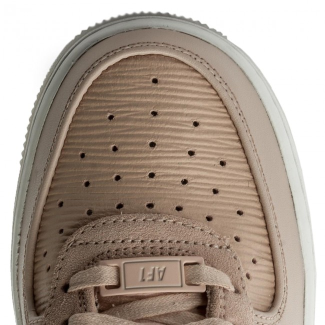 Scarpe NIKE Wmns Air Force 1 '07 Lx 898889 201 Particle BeigeParticle Beige