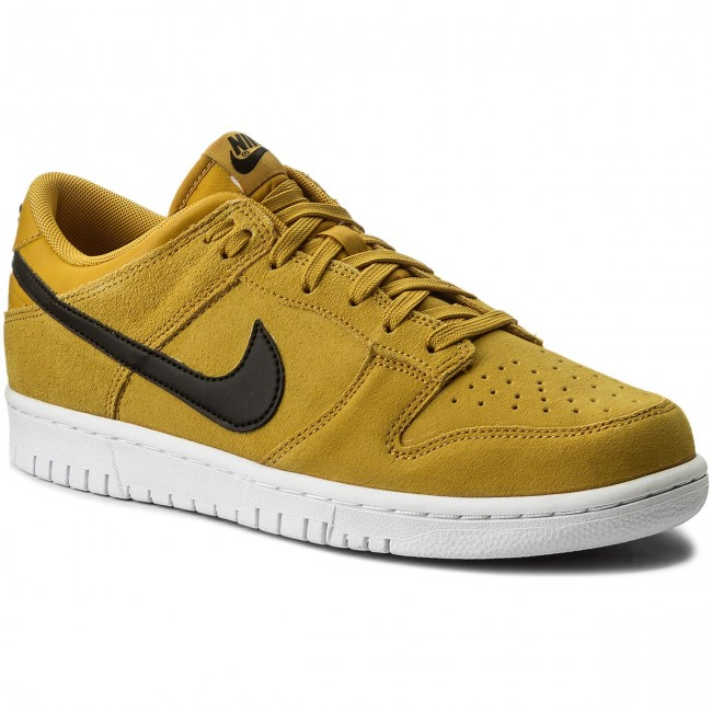 buy online 89e4e 2b916 Scarpe NIKE - Dunk Low 904234 700 Mineral YellowBlackWhite