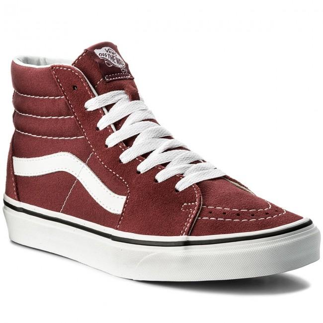 Sneakers VANS - Sk8-Hi Apple Butt VA0A38GEQ9S Apple Butter True White decf1e8aab5