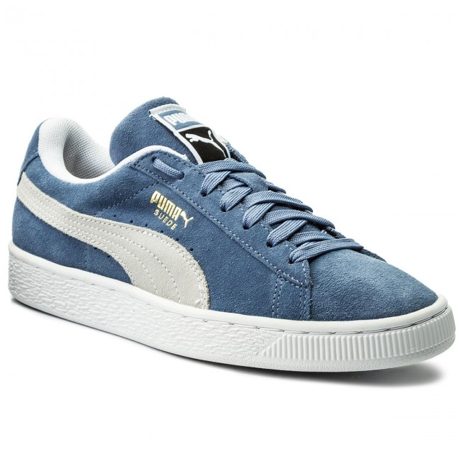 Sneakers InfinityPuma PUMA 03 365347 White Classic Suede rXFv6nr
