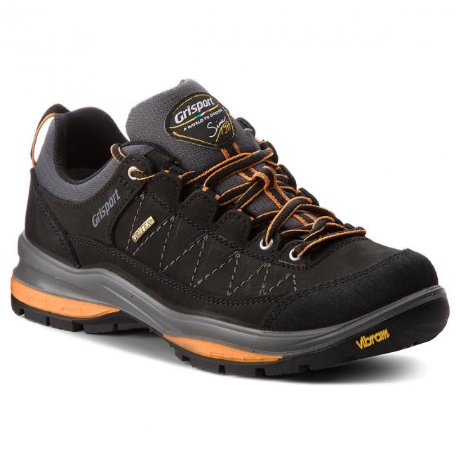 Scarpe da trekking GRISPORT - 12501N64G Nero - Scarpe da trekking e ... 911dcc7863b