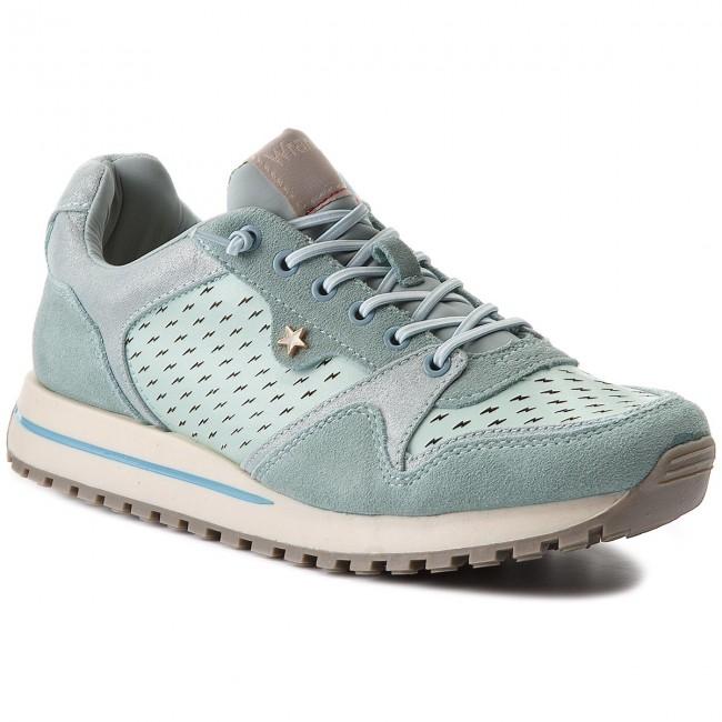 scarpe da ginnastica WRANGLER - Beyond Punched WL181556 Lt. blu 12 - scarpe da ginnastica - Scarpe basse - Donna   Adatto per il colore    Uomo/Donne Scarpa