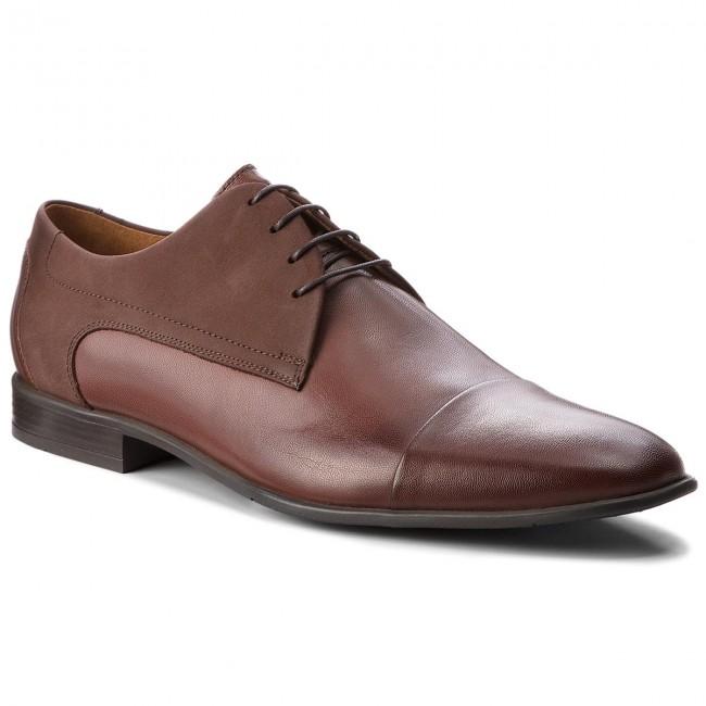 Scarpe basse GINO ROSSI - Henry MPA706-309-4343-5733 escarpe marroni Pelle uOuquMIY