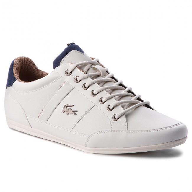 scarpe da ginnastica LACOSTE - Chaymon 118 2 Cam 7-35CAM0012WN1 7-35CAM0012WN1 7-35CAM0012WN1 Off Wht Nvy - scarpe da ginnastica - Scarpe basse - Uomo | A Buon Mercato  | Uomo/Donne Scarpa  facdc7
