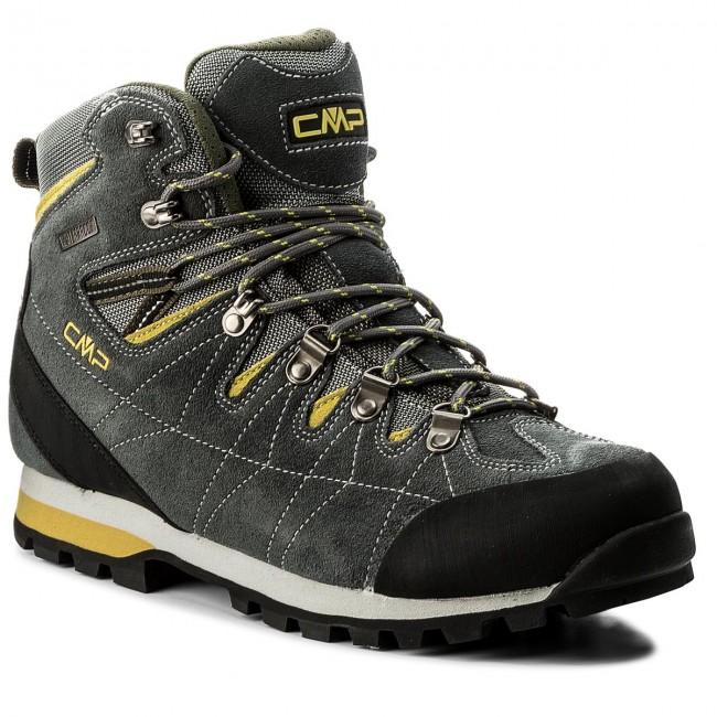 Scarpe da trekking CMP - Arietis Trekking Shoes Wp 38Q9987 Grey U862 ... 4b49e7d6664