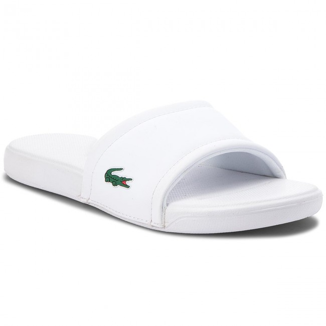 Lacoste L30 Slide 118 1 Donna Navy White Sintetico Sandali 7 UK