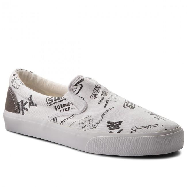 Scarpe Scarpe Scarpe sportive PEPE JEANS - Harry Slip On PMS30424 bianca 800 - Scarpe da ginnastica - Scarpe basse - Uomo | Nuove varietà sono introdotte  | Uomini/Donna Scarpa  6e7267