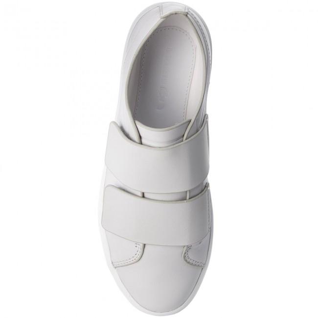 scarpe da ginnastica ginnastica ginnastica LACOSTE - Straightset Strap 118 1 Caw 7-35CAW00712Q5 Lt Gry Wht - scarpe da ginnastica - Scarpe basse - Donna   A Basso Costo    Uomini/Donna Scarpa  690f1b