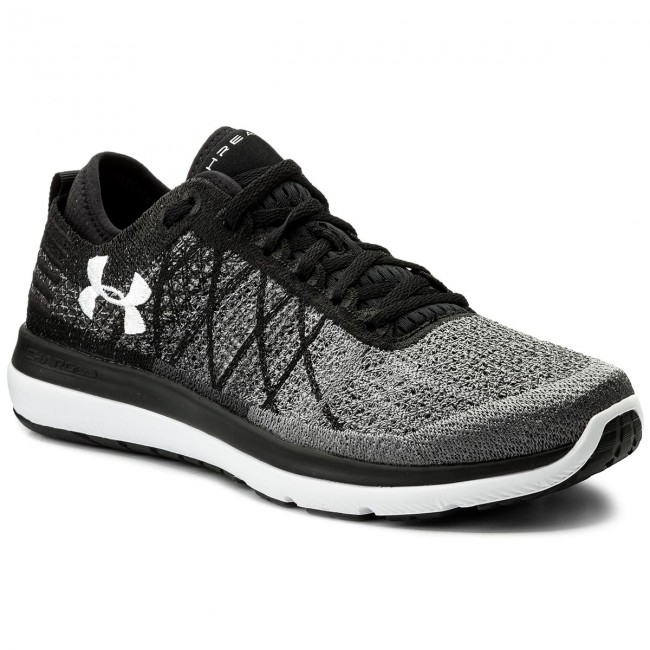 a178170f37eaea Scarpe UNDER ARMOUR - Ua Threadborne Fortis 1295734-001 Blk/Sty/Wht ...
