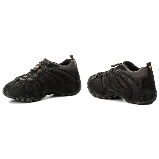 Scarpe Ii Stretch Merrell Black Da J559599 Chameleon Trekking qpO6q7
