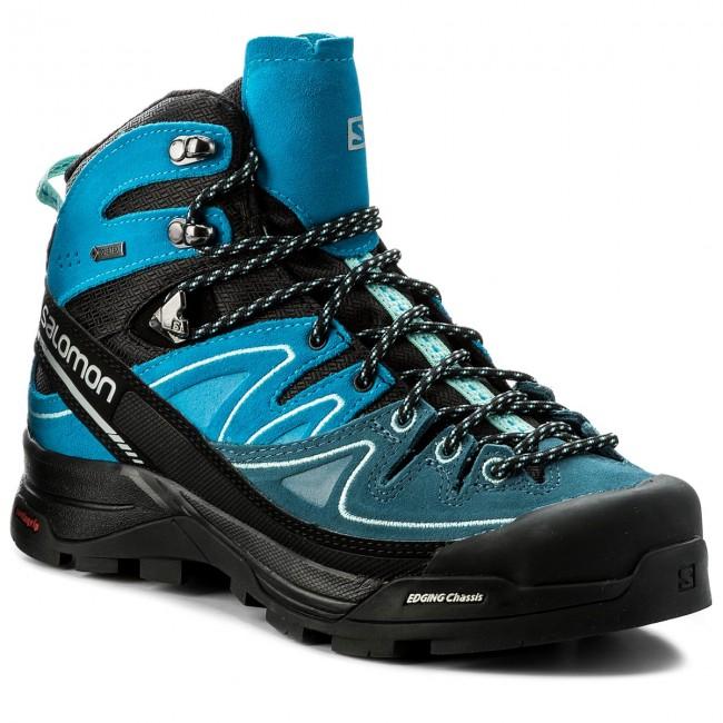 Scarpe da trekking SALOMON - X Alp Mid Ltr Gtx W GORE-TEX 394702 21 ... ba8e082f4e5