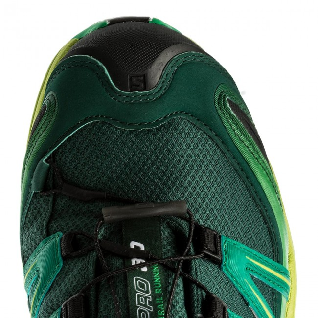 Scarpe SALOMON Xa Pro 3D Gtx GORE TEX 400913 31 V0 RainforestLime GreenFern Green