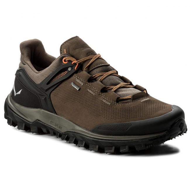 Scarpe da trekking SALEWA - Wander Hiker Gtx GORE-TEX 63460-7506 Walnut  3d34ff69af6