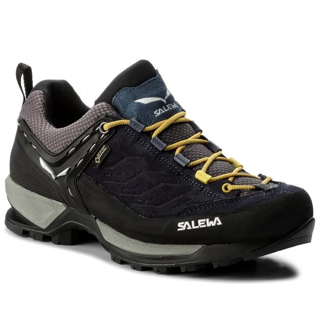 Scarpe da trekking SALEWA - Mtn Trainer Gtx GORE-TEX 63467-0960 Night Black fd55050107f