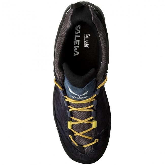 Scarpe da trekking SALEWA - Mtn Trainer Gtx GORE-TEX 63467-0960 Night  Black Kamille - Scarpe da trekking e scarponcini - Scarpe basse - Uomo -  www.escarpe. ... c766a24afcd
