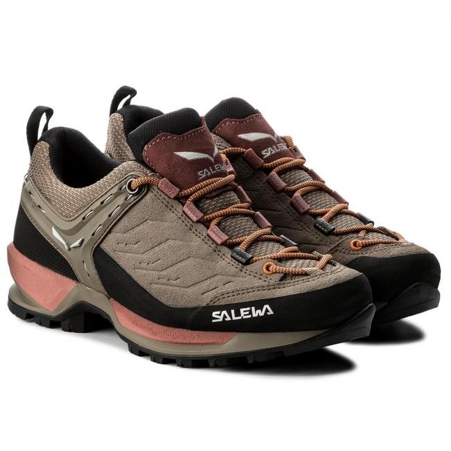 Scarpe da trekking SALEWA - Mtn Trainer 63471-7510 Walnut Rose Brown - Scarpe  da trekking e scarponcini - Scarpe basse - Donna - www.escarpe.it c87e186741c