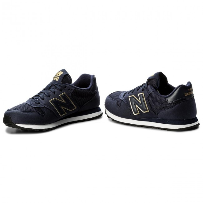 Blu BALANCE Sneakers Scarpe Sneakers NEW GW500NGN basse scuro qgAFO6