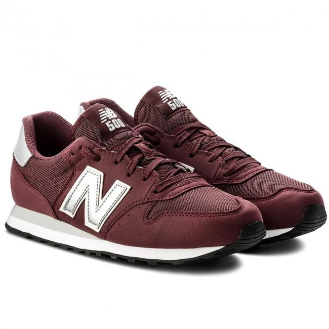 Sneakers NEW BALANCE - GM500BUS Bordeaux